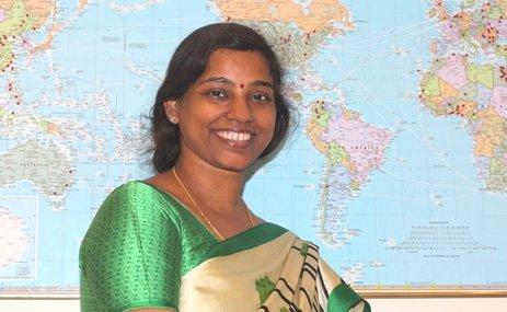 Ilmuwan Komputer Promila Bahadur