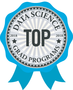 Data Science MS specialization named the top master's