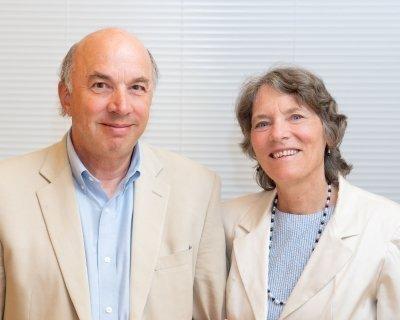 Dean Greg Guthrie ve Yönetmen Elaine Guthrie
