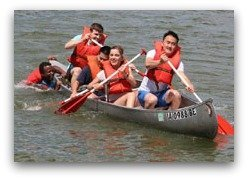 พายเรือแคนู