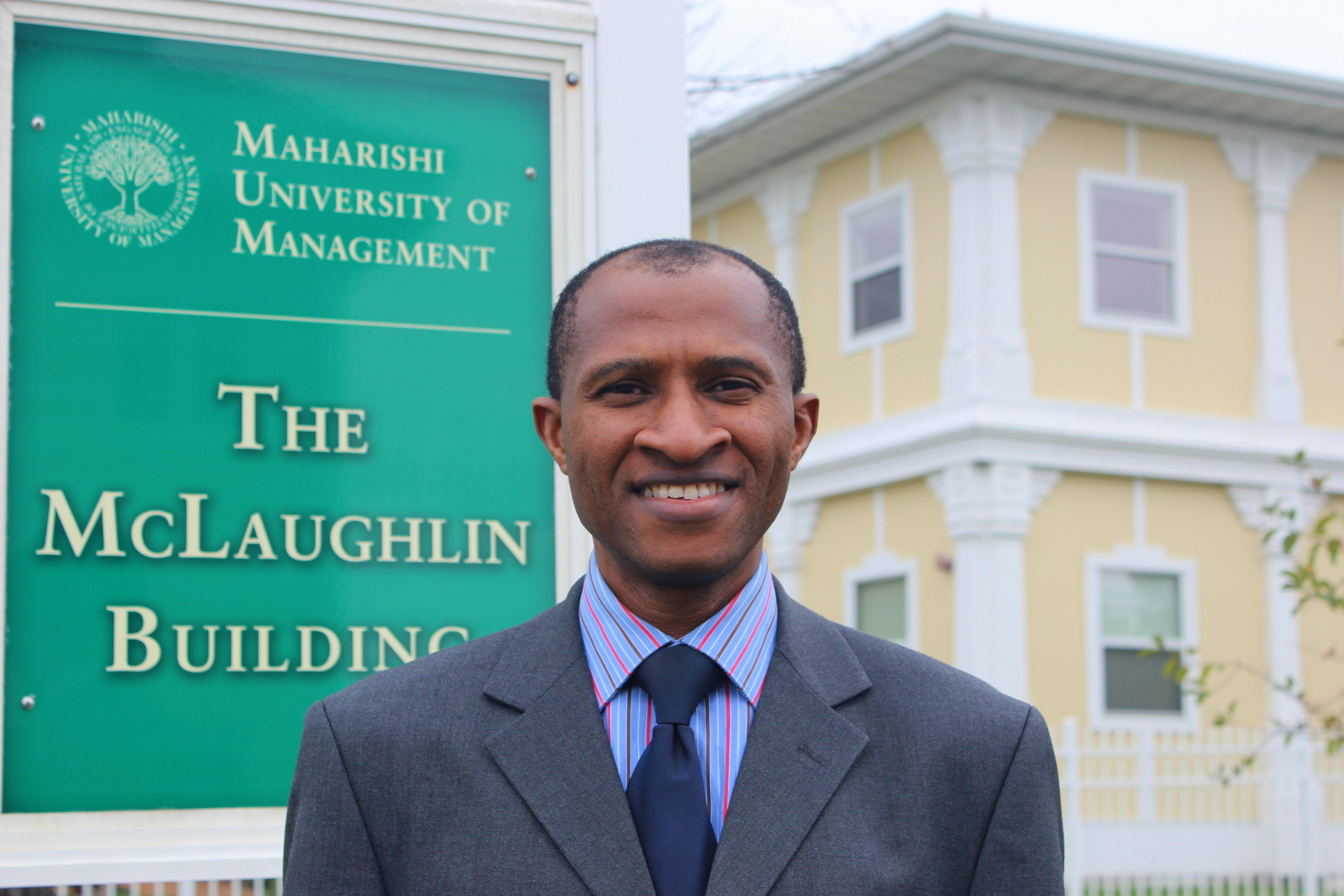 Prof Obinna Kalu